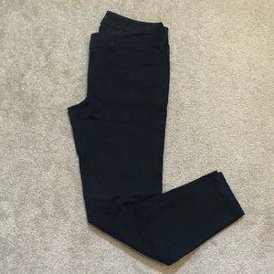 Jacob Dress Pants Skinny Leg Mid Rise Trousers